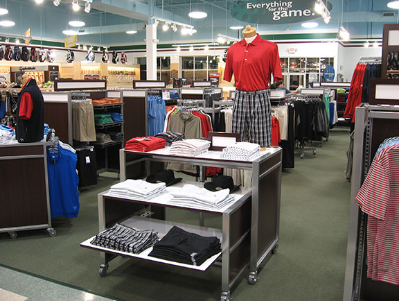 Golf Galaxy storefront. Your local sporting goods supply store in Brentwood, TN | 3040