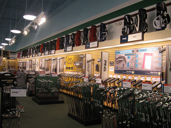 Golf Galaxy storefront. Your local sporting goods supply store in Tulsa, OK | 3057