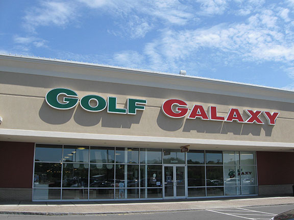 Golf Galaxy storefront. Your local sporting goods supply store in Dewitt, NY | 3065