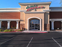 Golf Galaxy storefront. Your local sporting goods supply store in Las Vegas, NV