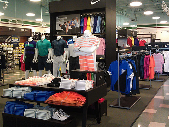 Golf Galaxy storefront. Your local sporting goods supply store in Las Vegas, NV | 3067
