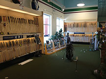 Golf Galaxy Store in Milford, CT