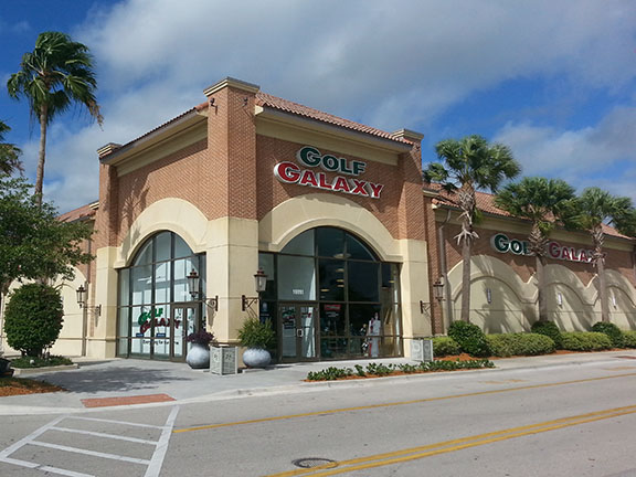Golf Galaxy storefront. Your local sporting goods supply store in Fort Myers, FL | 3074