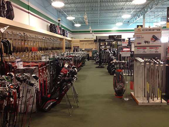 Golf Galaxy storefront. Your local sporting goods supply store in Langhorne, PA | 3078