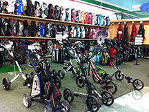 Golf Galaxy Store in Roseville, CA