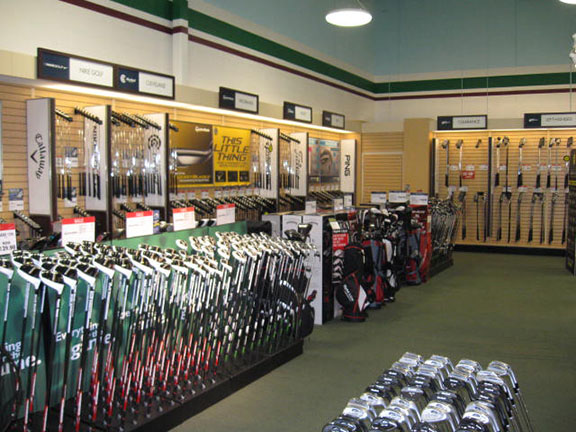 Golf Galaxy storefront. Your local sporting goods supply store in Elkridge, MD | 3088