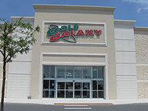 Golf Galaxy storefront. Your local sporting goods supply store in Towson, MD