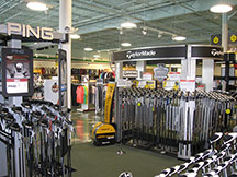 Golf Galaxy Store in Towson, MD