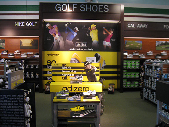 Golf Galaxy storefront. Your local sporting goods supply store in Pembroke Pines, FL | 3093