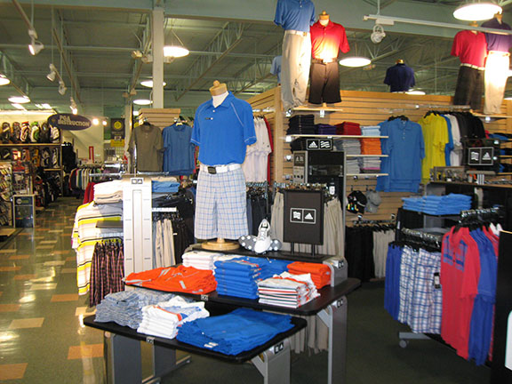 Golf Galaxy storefront. Your local sporting goods supply store in Fairview Heights, IL | 3094