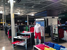 Golf Galaxy Store in Burlington, MA