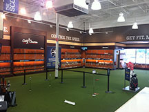 Golf Galaxy Store in Grapevine, TX