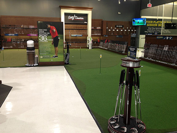 Golf Galaxy storefront. Your local sporting goods supply store in Henderson, NV | 3110