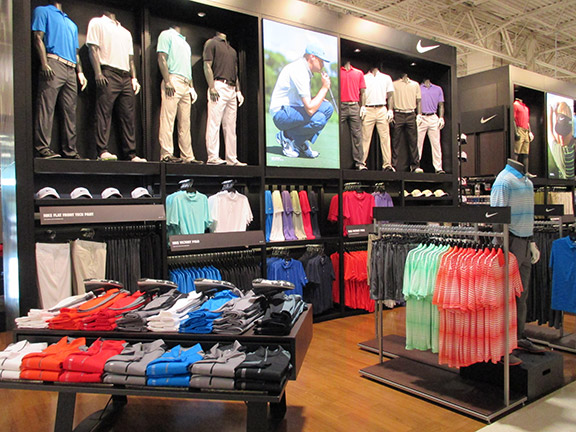 Golf Galaxy storefront. Your local sporting goods supply store in Cary, NC   3113